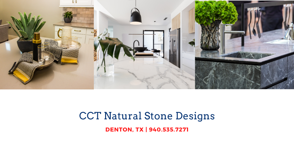 countertops in denton from CCT Natural Stone Designs